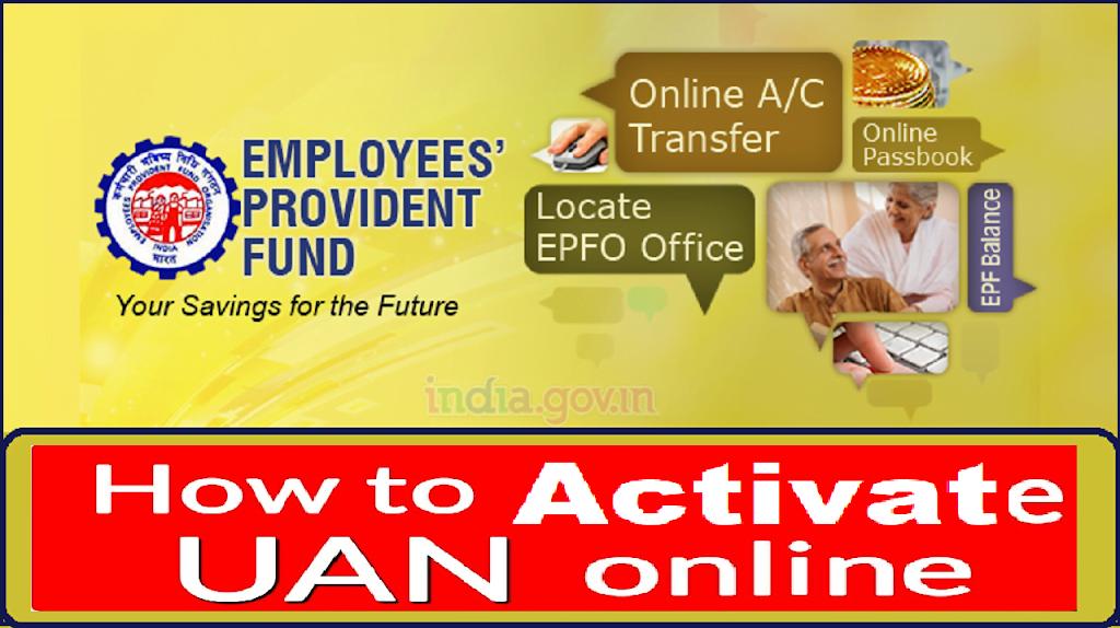 UAN Registration