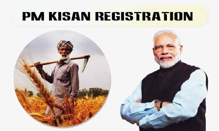 PM Kisan Yojana New Registration