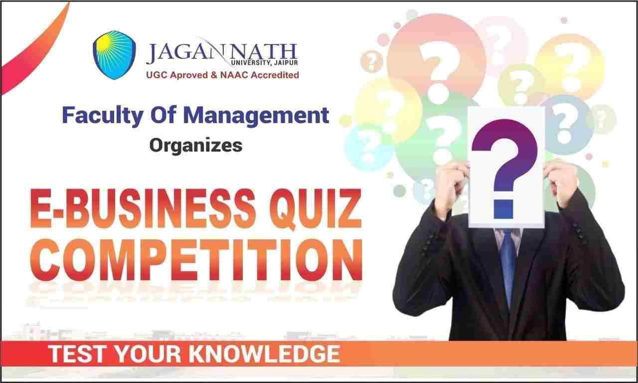 e Business Quiz