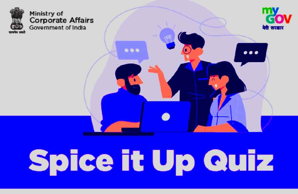 Spice it up Quiz With Free Certificate