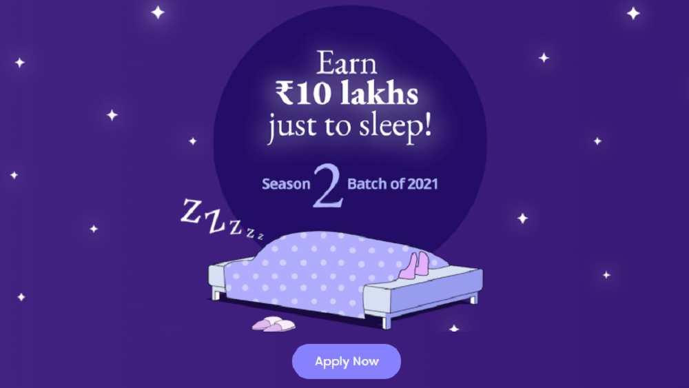 Sleep Internship 2021