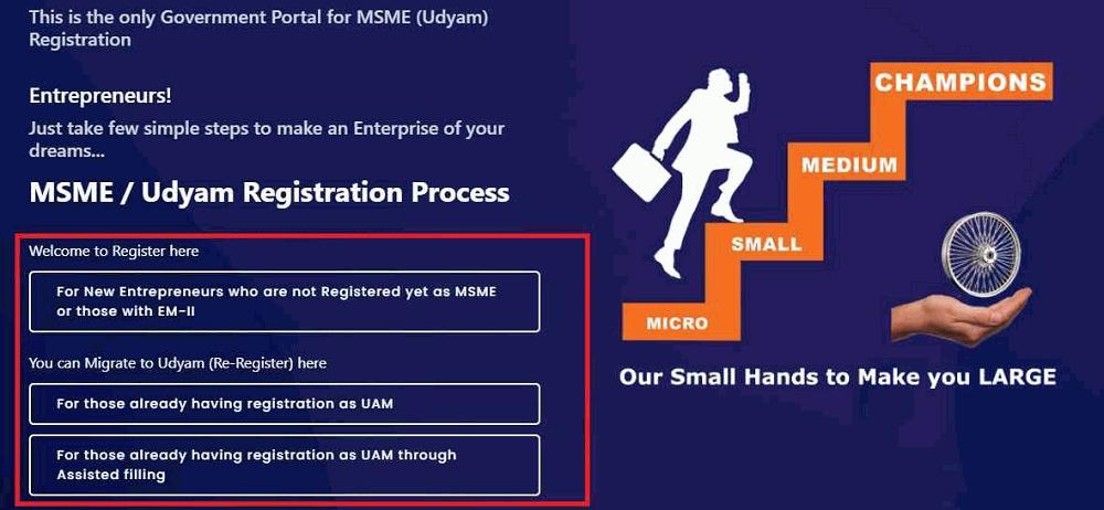 Udyam Registration 2021
