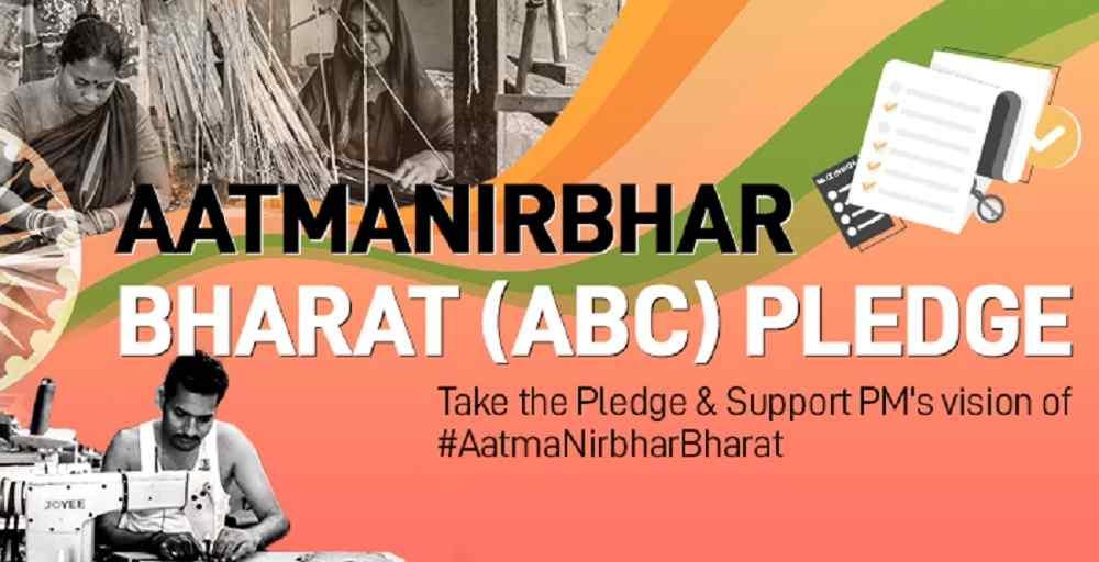 Aatmnirbhar Bharat Free Certificate